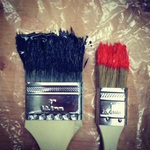 Die 3 größten Fehler beim Wände streichen und Tipps wie man sie vermeidet