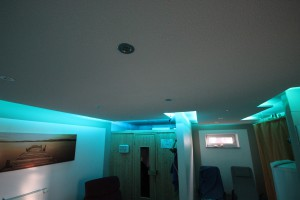 Kreative Deckengestaltung www.wandprofi.com